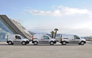 OFICIAL: Renault a prezentat noile Trafic si Kangoo Express Maxi