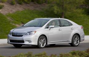 Toyota se pregateste de un recall si pentru hibridele Sai si Lexus