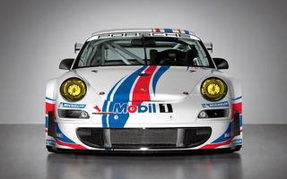 Porsche va prezenta un hibrid de competitie bazat pe 911