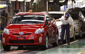 OFICIAL: Al treilea recall Toyota: 400.000 de masini hibride