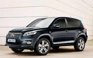 OFICIAL: Toyota RAV4 facelift vine la Geneva