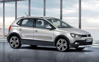 OFICIAL: Volkswagen CrossPolo - primele imagini si informatii