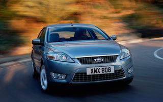 Ford a anuntat un nou motor pentru Mondeo – EcoBoost SCTi: 203 CP
