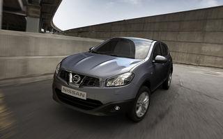 GALERIE FOTO: 45 de fotografii cu Nissan Qashqai facelift