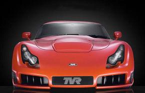 TVR ar putea renaste cu un supercar, animat de un V8 american