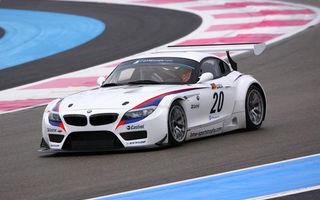 BMW a prezentat primele imagini si informatii ale lui Z4 GT3