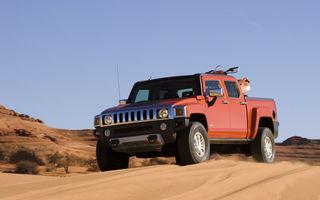 GM a decis: Hummer se va inchide