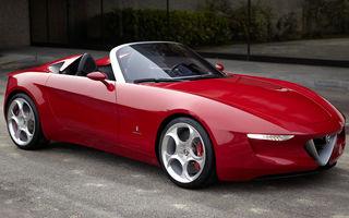 Pininfarina a prezentat conceptul Alfa Romeo 2uettottanta la Geneva