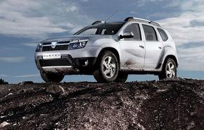 Dacia Duster este disponibil si prin programul Rabla