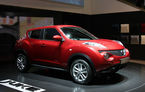 GENEVA LIVE: Nissan Juke, curiozitatea standului marcii japoneze