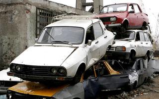 Rabla 2010: Romanii au casat deja 20.200 de masini in 10 zile