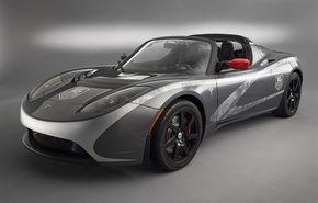 Tag Heuer Tesla Roadster: cadoul de 150 de ani