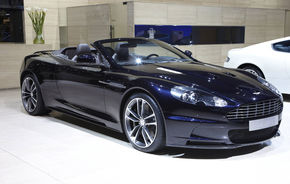 Ulrich Bez a primit o editie speciala Aston Martin DBS