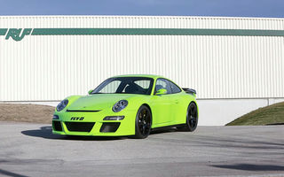 RUF a prezentat noul RGT-8, un Porsche 911 de 550 CP