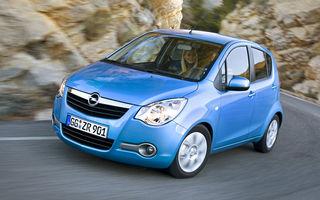 Opel va construi urmatoarea generatie a lui Agila fara cei de la Suzuki