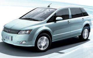 Chinezii de la BYD se intrec cu Renault la vehicule electrice