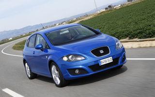 Seat introduce motoarele 1.2 TSI si 1.6 TDI in gamele Leon si Altea