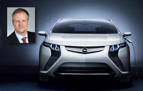 """Andreas Lassota (Opel): """"Masinile electrice vor oferi cu adevarat placerea condusului"""""""
