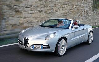Alfa Romeo isi sarbatoreste centenarul la Pebble Beach cu conceptul 4C