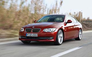 BMW Seria 3 Coupe si Cabrio facelift au debutat in showroom-urile din Romania