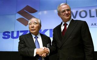 Suzuki ar putea ajuta Volkswagen sa produca motociclete