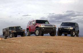 GM nu gaseste cumparatori pentru Hummer