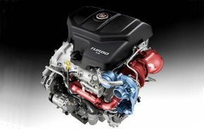 GM lucreaza la un motor V6 de 3.0 litri biturbo