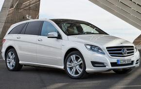 OFICIAL: Mercedes a dezvaluit R-Klasse facelift