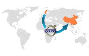 Geely vrea sa creasca Volvo mizand pe piata din China