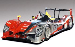 OFICIAL: Audi R15+ TDI, arma germanilor pentru Le Mans 2010
