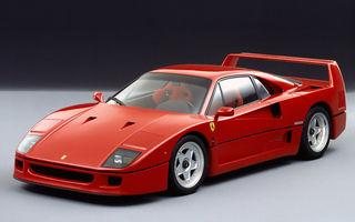 SUA: Cumperi o casa si primesti gratuit un Ferrari F40