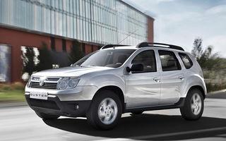 Dacia Duster debuteaza la Paris alaturi de Renault Wind si Megane CC