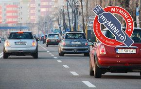 Pasionatii Mini din Romania se intalnesc in 17 aprilie la Brasov