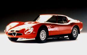 Zagato anunta un nou concept Alfa Romeo: TZ3 Corsa