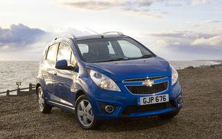 Chevrolet Romania a vandut 614 masini in primul trimestru