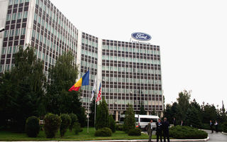 Ford Romania are 18 luni sa isi mareasca productia de 625 de ori