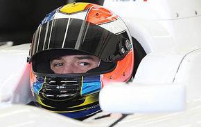 Marinescu, optimist inaintea debutului in Formula 2