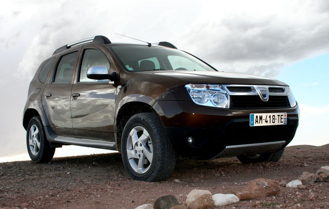 Test drive Dacia Duster (2009-2013)