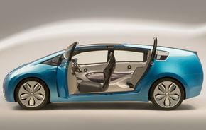 Toyota pregateste un monovolum hibrid bazat pe Prius