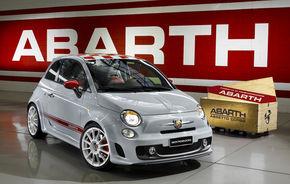 Abarth a deschis portile primului showroom din Romania