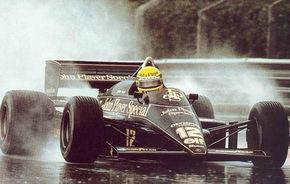 VIDEO: 25 de ani de la prima victorie a lui Ayrton Senna in Formula 1