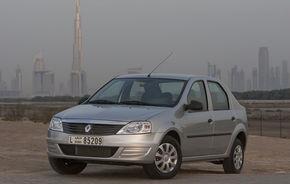 Logan a fost lansat pe taramul masinilor scumpe: Emiratele Arabe Unite
