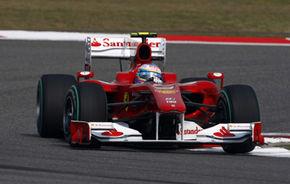 Ferrari ar putea solicita imbunatatirea motorului