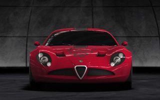 OFICIAL: Alfa Romeo TZ3 Corsa Zagato, informatii si 15 poze oficiale