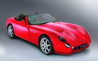 Un roadster cu motor Corvette va renaste brandul TVR