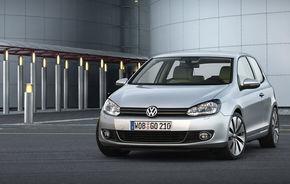 Golf va fi primul model Volkswagen 100% electric