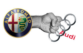 Alfa Romeo acuza Audi ca falsifica datele tehnice ale lui Audi A3