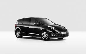 Renault Scenic primeste vesiunea speciala EleGO