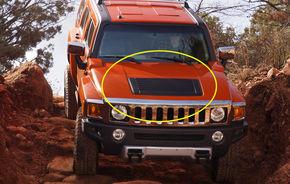 GM recheama in service 160.000 de exemplare Hummer H3