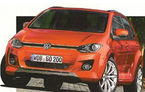 Volkswagen pregăteşte Rocktan, un SUV bazat pe Suzuki SX-4